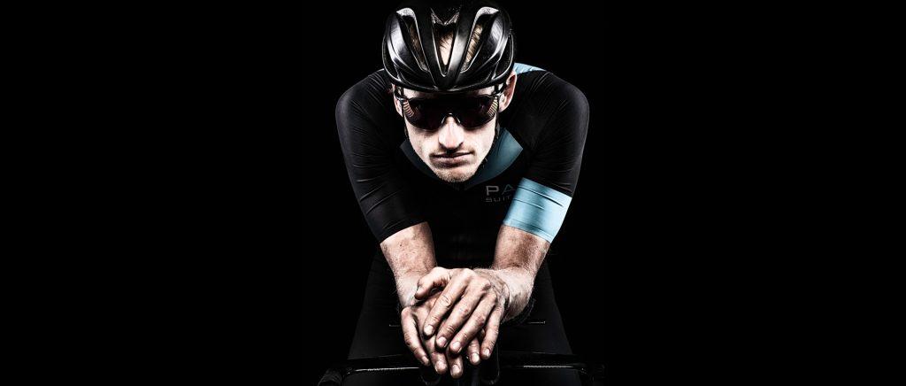 Sportportrait von Tobias Drachler in Aktion